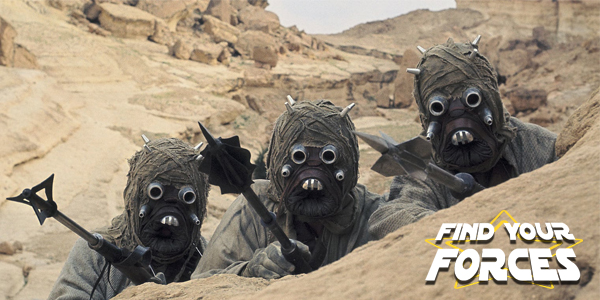 Culture Of The Mysterious Tusken Raiders