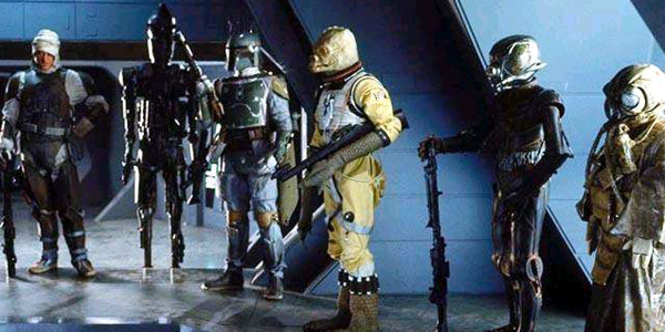 Infamous Bounty Hunters Of The Star Wars Galaxy